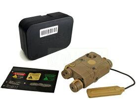 FMA製 AN/PEQ-15 タイプ LEDライトシステム DE サバゲー,サバイバルゲーム,ミリタリー