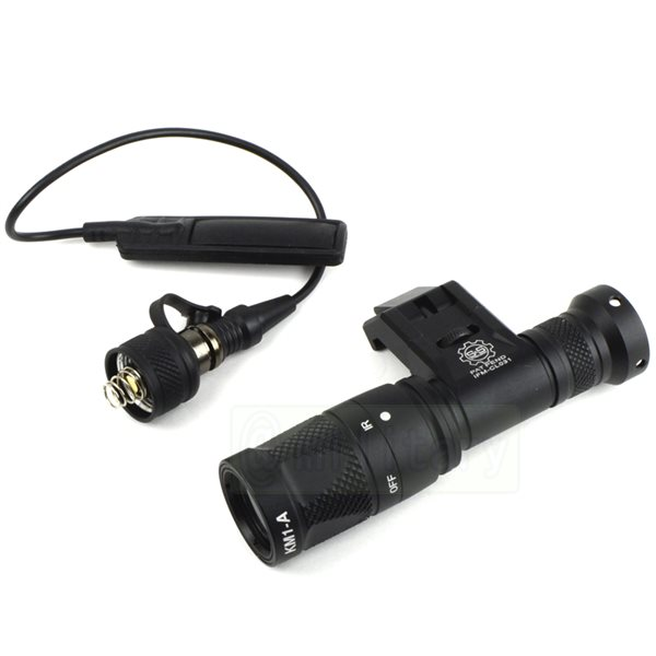 LED ウエポンライト IFM CAM タイプ ライトマウント モデル BK