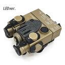 SOTAC-GEAR LEDライトver. DBAL-A2 - AN/PEQ-15A タイプ ライト デザートカラー