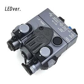 SOTAC-GEAR LEDライトver. DBAL-A2 - AN/PEQ-15A タイプ ライト グレー サバゲー,サバイバルゲーム,ミリタリー
