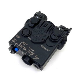 SOTAC-GEAR ナイロン製 DBAL-A2 - AN/PEQ-15A タイプ LEDライト ブラック サバゲー,サバイバルゲーム,ミリタリー