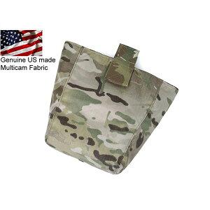 TMC Curve Roll-Up Dump Bag ダンプポーチ マルチカム 迷彩 実物生地使用 サバゲー,サバイバルゲーム,ミリタリー