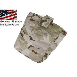 TMC Curve Roll-Up Dump Bag ダンプポーチ マルチカムアライド 実物生地使用 サバゲー,サバイバルゲーム,ミリタリー