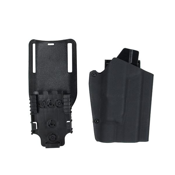 TMC X300 タイプ ライト コンパチブル For GBB Glock ブラック