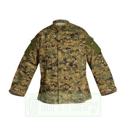 サバゲー★大感謝フェア★ TRU-SPEC TACTICAL RESPONSE UNIFORM SHIRT シャツ Digital Woodland(デジタルウッドランド)迷彩