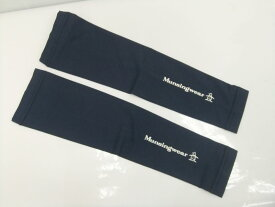 Munsingwear マンシングウェア ゴルフ メンズウエア UVカットアームカバー SPF50 MGBNJD51 NV00 AC1320
