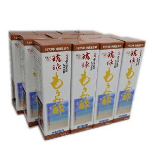 石川酒造場 琉球もろみ酢(黒糖)900ml×12本セット 送料無料