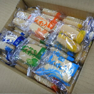送料無料 おまかせ福袋ちんすこう 13種類 192個(96袋)×1箱