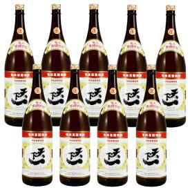【送料無料】沖永良部特産黒糖焼酎 新納酒造 天下一 30度 1800ml×9本