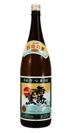 原口酒造 西海の薫 35度 1800ml 薩摩芋焼酎