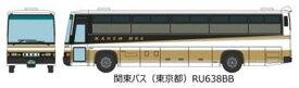 トミーテック 1/150スケールザ・バスコレクション第27弾11−関東バス