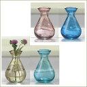 リサイクルガラス瓶B◆スペインガラス◆ガラスポット◆一輪挿し◆ナチュラル雑貨◆Natural