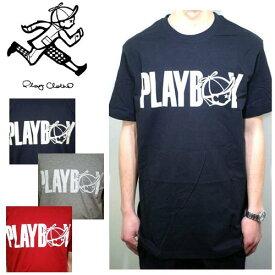 セール50%オフ PLAY CLOTHS プレイクロース PLAY BOY TEE プレイボーイ 半袖 Tシャツ S〜XXL(2XL)