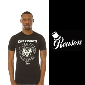 50 REASON リーズン DIPLOMATS PARODY TEE 半袖 Tシャツ