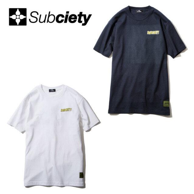 セール50%オフ SUBCIETY サブサエティー Protect Ya Neck S/S Tシャツ