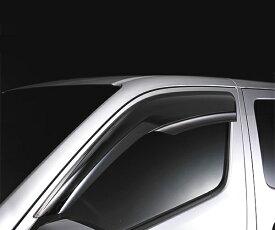 ハイエース 200系 サイド バイザー スリットタイプ / ルナ インターナショナル FEGARI フェガーリ
