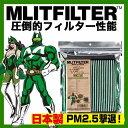 エムリット フィルター アクア NHP10用 エアコンフィルター MLITFILTER 純正品番87139-52040