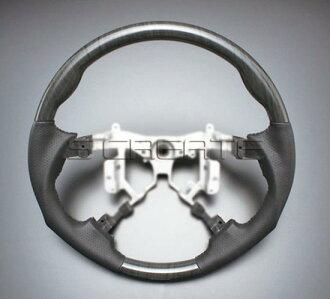 마크 X지오 ANA/GGA10계[2007/9~]스포츠 타입 우드 콤비 스티어링(쿠로키눈) / steering 핸들 휠