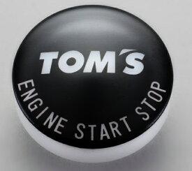 TOMS トムス ランドクルーザー UZJ200W / URJ202W用 プッシュスタートボタン 純正品番89611-TS002