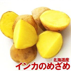 〈北海道 十勝産〉インカのめざめ 乱切り 1kg【ジャガイモ/じゃがいも/国内産/いんか/いも/芋/イモ】・インカのめざめ・