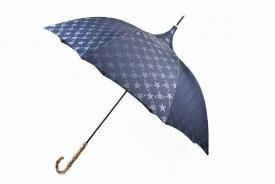 ヴィヴィアン ウエストウッド 雨傘 長傘 レディース ブランド Vivienne Westwood スター & オーブ 58cm 紺 ネイビー 女性 婦人 【あす楽】