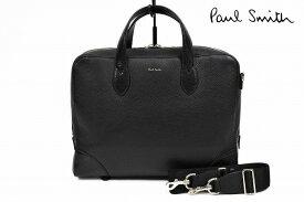 ポールスミス ビジネス バッグ メンズ ブランド Paul Smith 2way クラシックテック 黒 ブラック | 男性 紳士 PSN531 【あす楽】