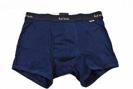 ポールスミス レギュラー ボクサー パンツ メンズ ブランド Paul Smith 箱付 Mサイズ Lサイズ LLサイズ 紺 ネイビー 男性 紳士 30-3603 【あす楽】