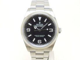 ロレックス 124270 エクスプローラー ランダム番 SS 自動巻き メンズ 時計 【新宿店】【中古】