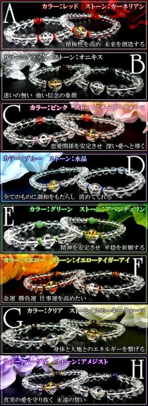 【オーダーメイド】☆シンプルイニシャルブレス☆パワーストーン天然石ブレスレットレディースメンズプレゼントアクセサリー