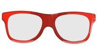 眼鏡型ミラースペクタクルミラーカラー3色黒赤ブルー壁掛け鏡色メガネ雑貨通販【RCP】