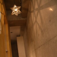 モロッコの夜空のよう♪エトワールペンダントランプEtoilependantlampスターライト星型天井間接照明【RCP】