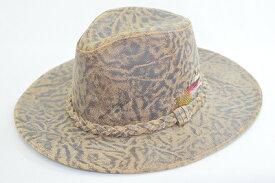 本格ウエスタン ウエスタンハット 21266209 茶 帽子 ハット メンズ 紳士 ファッション カッコイイ おしゃれ 日除け 欧米スタイル アメリカン 本格的 乗馬 プレゼント コスプレ アメリカ製 送料無料 ネット通販 オールシーズン