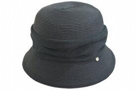 ペーパー 折りたたみ 1st edition 825143 ブラック 黒 帽子 レディース 婦人 ハット 和紙 小つば 涼しい帽子 紫外線対策 日除け UVケア ファッション カジュアル おしゃれ プレゼント 母の日 敬老の日 ネット通販 送料無料 春夏