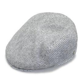DAKS ダックス ハンチング D1603 グレー メンズ 紳士 帽子 ハット 小さいサイズ 大きいサイズ サイズ調節可 洗える 日除け 紫外線対策 UVケア 熱中症対策 カジュアル シンプル アウトドア ゴルフ ファッション 和装 父の日 敬老の日 日本製 送料無料 ネット通販 春夏