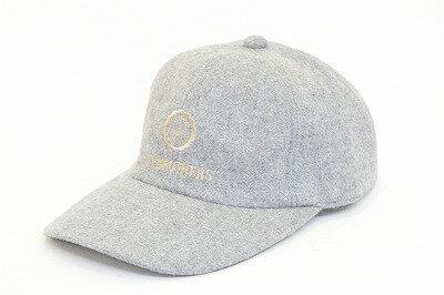 サイズの大きい方におすすめ Ivy Brothers アイビーブラザーズ キャップ 6561005 グレー 帽子 メンズ 紳士 アウトドア 登山 ゴルフ ウォーキング スポーツ 暖かい帽子 ウール混 耳あて 防寒対策 シンプル カジュアル ネット通販 日本製 秋冬