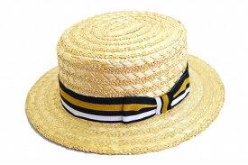 幅広スタイルにおすすめ♪ REGALIS レガリス RL008 ナチュラル(グレー) メンズ 紳士 麦わら 天然 帽子 ハット ファッション オシャレ カンカン帽 UVケア 紫外線対策 日よけ 浴衣 和装 着物 プレゼント 旅行 送料無料 ネット通販 春夏