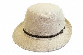 通気性良く蒸れない♪ STETSON ステットソン アルペンハット SE453 ベージュ 帽子 メンズ 紳士 ハット 旅行 アウトドア ウォーキング プレゼント カジュアル シンプル ファッション 上品 ネット通販 麻100% リネン サイズ調節 送料無料 春夏