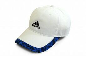 スタイリッシュなでスポーティー adidas アディダス キャップ 211003 ホワイト 白 帽子 キッズ ジュニア 子供用 UVケア 日除け 紫外線対策 ファッション オシャレ カジュアル 吸湿速乾 スポーツ ジョギング ネット通販 オールシーズン