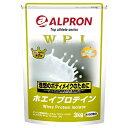 アルプロン -ALPRON- ホエイプロテイン WPI レモンヨーグルト (3kg)【アミノ酸スコア100】