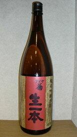 日本酒 諏訪大津屋本家 ダイヤ菊 純米吟醸原酒 生一本 1,800ml