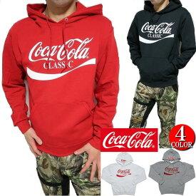 コカコーラ パーカー メンズ グッズ クラシック/CLASSIC スウェット プルオーバー Coca-Cola