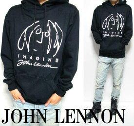 パーカー メンズ John Lennon ジョンレノン イマジン Imagine メンズファッション トップス パーカ プルオーバー
