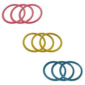 カラー 輪投げ カラーワナゲ セット用 輪投げの輪9ケセット 本体別売 フィールドギア FIELD GEAR