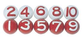 ゲートボール ボール ニチヨー NICHIYO 公認ボール 1個販売 NY-1 ゲートボール用品