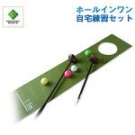 【送料無料】グラウンドゴルフニチヨーホールインワン自宅練習セット限定品お一人様2点までグランドゴルフ