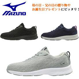 MIZUNO ミズノ グラウンドゴルフ/パークゴルフ 用シューズ ブラック/ネイビー/グレー グランドゴルフ パークゴルフ 用品