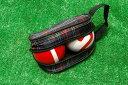 ゲートボール ニチヨー NICHIYO 公認バック入りボール2個セット 練習用に最適!【 02P18Jun16 】
