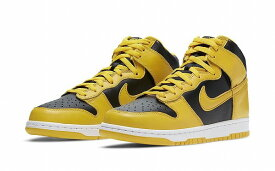 【送料無料】NIKE DUNK HIGH SP( Varsity Maize)