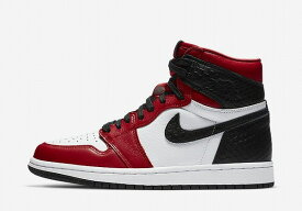 【送料無料】NIKE WMNS AIR JORDAN 1 RETRO HIGH OG (SATIN SNAKE)