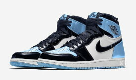 "d11b83e37b6  ナイキ ジョーダン NIKE WMNS AIR JORDAN 1 RETRO HIGH OG ""UNC PATENT LEATHER"